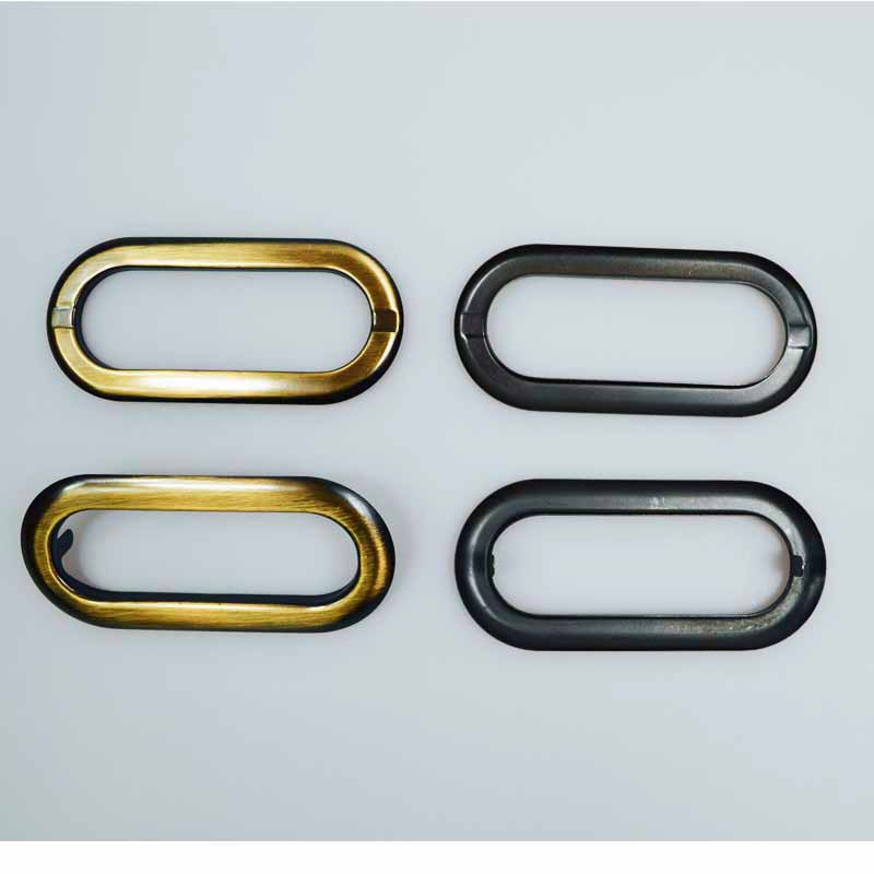 Glasses Frame Handle : Bag Handles / Frames :: Metal :: Grommet Handles