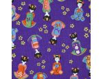 Geisha Fabric - Cotton