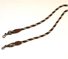 Braided Strap with hooks