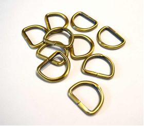 25mm D rings