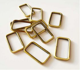 38mm rectangle ring