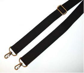 Black - Adjustable Strap