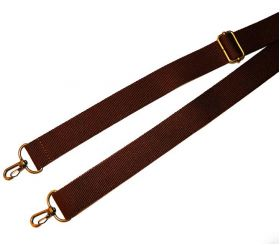Dark Brown - Adjustable Strap