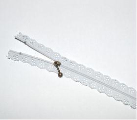 Lace Zipper