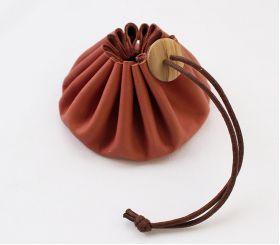 Cohana Himeji Leather Pouch