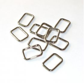 2.5cm Rectangle Ring