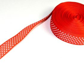Grosgrain Ribbon Polka Dot