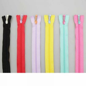Colourful Zippers