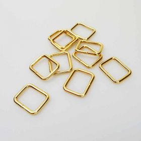 3cm Rectangle Ring