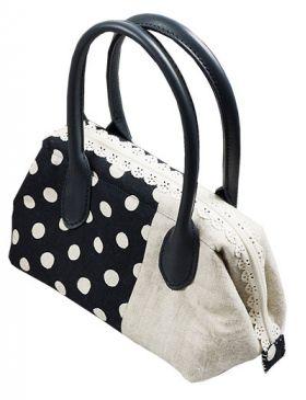 Black Bag Handles